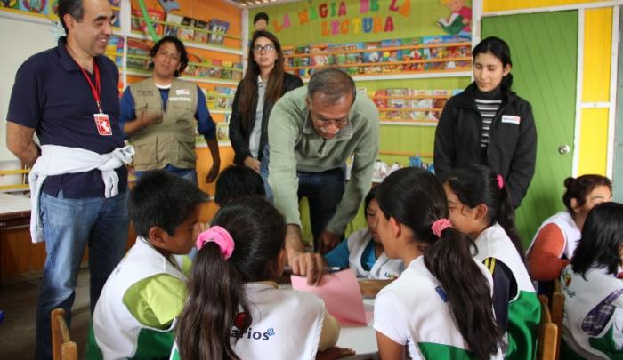 More than 2 million people throughout Latin America will benefit from Microsoft's software donation to World Vision.