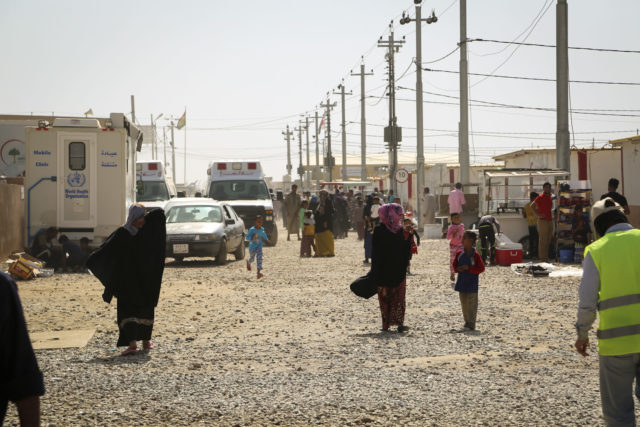 Get the latest humanitarian news on the Mosul offensive. Up to 1 million civilians could flee Iraq's second largest city as the siege to overthrow extremists escalates, creating urgent humanitarian needs.