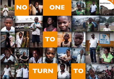 """No One To Turn To"" report on the state of children in the eastern DRC (PDF)"