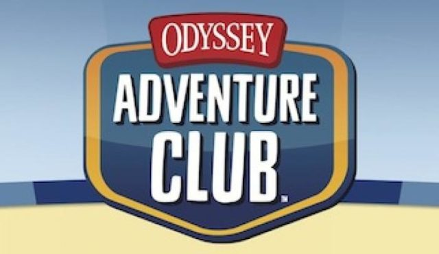 Odyssey Adventure Club and World Vision partnership