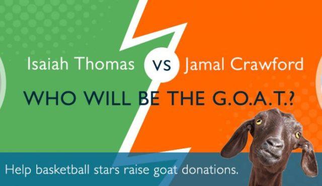 Jamal/Isaiah Contest