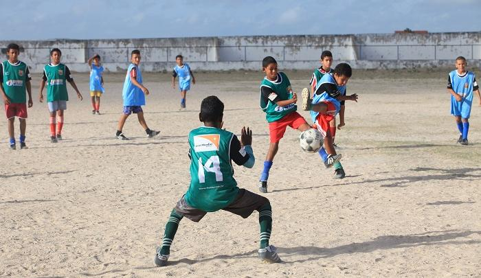 Youth in Brazil compete in World Vision Cup. PHOTO: Jeremie Olivier/World Vision