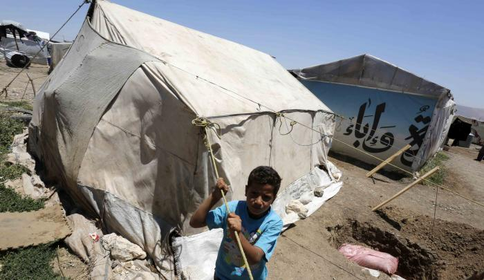 Refugee children need a peace offensive in Syria