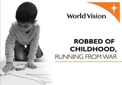 Robbed of Childhood: Running From War (PDF)