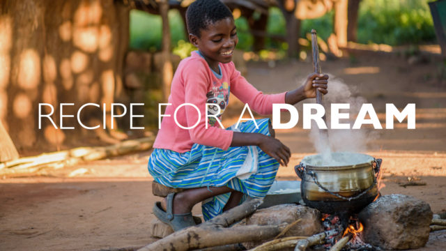 Sponsoring a child like Rosemary helps make dreams come true. Her dream is to be a chef. Thanks to her World Vision child sponsor, and Gift Catalog goats, her dream is within reach. ©2016 World Vision | Jon Warren