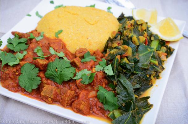 Ugali, Kenya's favorite dinner
