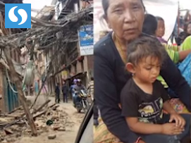 Help survivors of a devastating earthquake in Nepal to recover (Storify)
