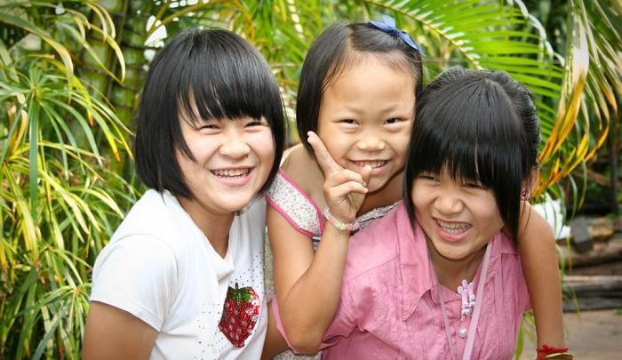Children in Thailand PHOTO: World Vision