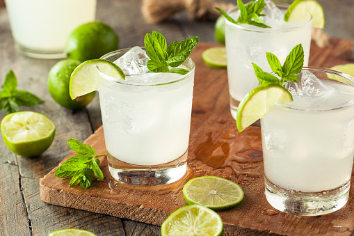 Nuoc chanh muối, a salty limeade from pickled limes, is a classic drink from Vietnam. Also made with lemons, this drink can be served hot or cold.