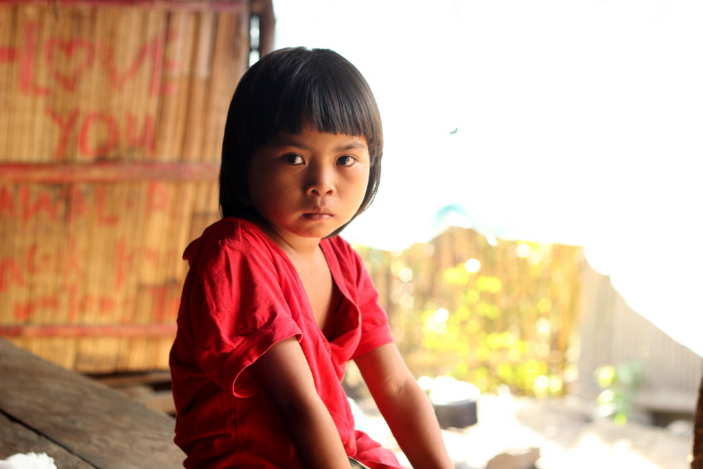 Just like her parents and other siblings, eight-year-old Noryaha doesn't have a birth certificate. Her family has been deprived of free health services because of this issue. Luckily she's able to go to school but she is uncertain if she can pursue her higher studies in the future. Noryaha dreams to become a doctor someday. PHOTO: Crislyn Felisilda / World Vision
