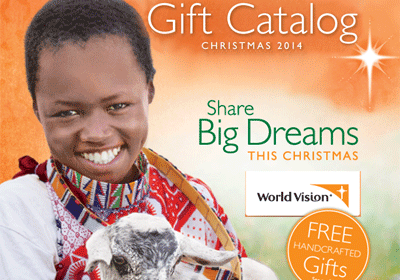 World Vision's 2014 Holiday Gift Catalog (PDF)