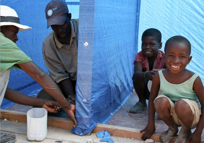 2010 Haiti Earthquake: Year 1 Report (PDF)
