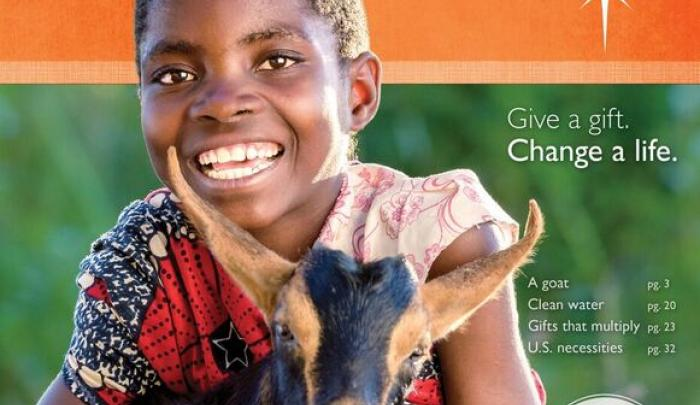 World Vision's holiday catalog offers hundreds of gifts that make an impact and a tax deduction.