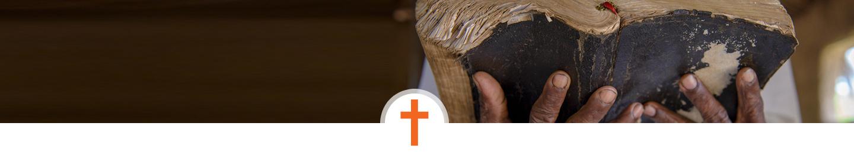 Our faith - We serve all people. Christian faith ©World Vision