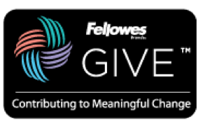 Fellowes Give - Contributing to Meaningful Change