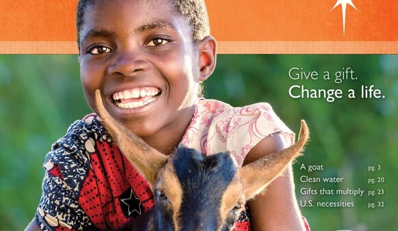 This Christmas, be part of a child's recipe for a dream with World Vision