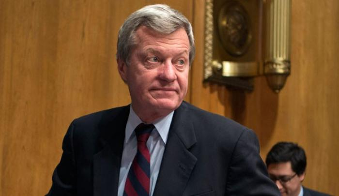 Max Baucus (D-MT), Chair of the U.S. Senate Finance Committee. Photo courtesy ABCnews.go.com.