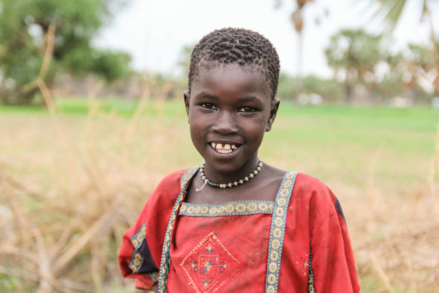 Join us this month in praying Psalm 34:14 over the people of South Sudan.