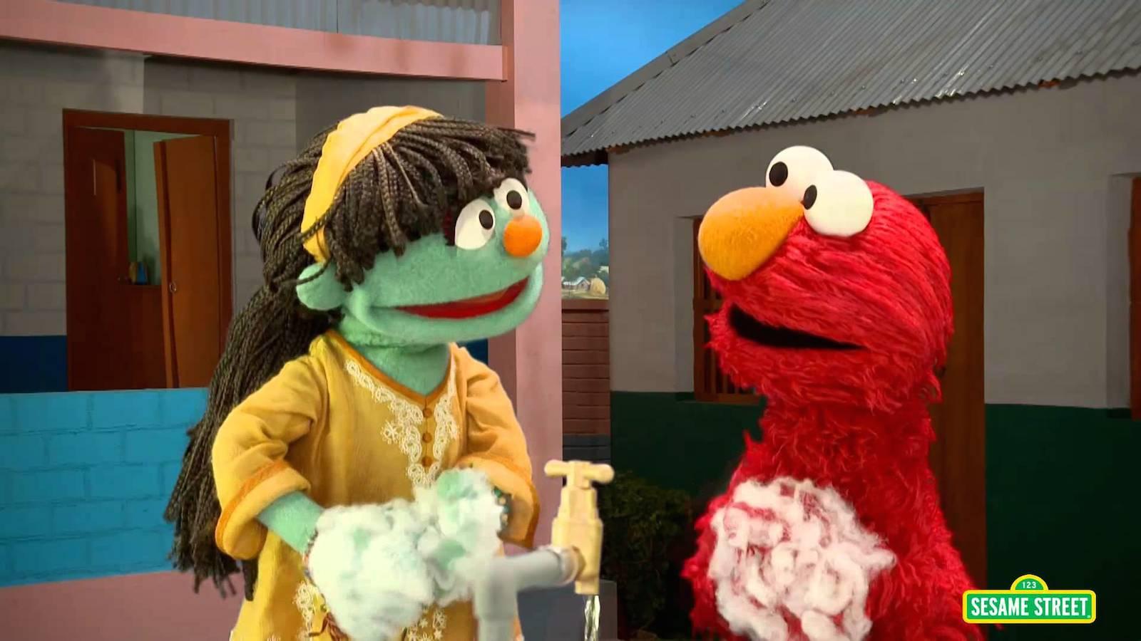 ©2015 Sesame Street Workshop