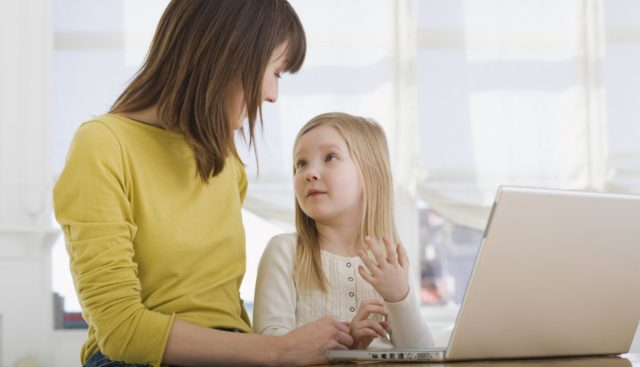 How tot alk to your child about disasters